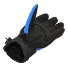 PRO-BIKER MTV07 Motorcycle Warm Full-Finger Gloves - Blue (XL / Pair)