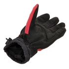 PRO-BIKER Motorcycle Warm Full-Finger Gloves - Red (XL / Pair)