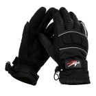PRO-BIKER Motorcycle Multifunction Outdoor Waterproof Keep Warm Gloves - Black (XL / Pair)