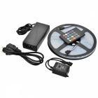JRLED Waterproof 60W RGB 300-LED Light Strip w/ Controller (EU Plug)