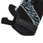 MOke Anti-Shock Touch-Screen Full-Finger Cycling Gloves - Black (XL)