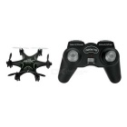 JJRC H18 Headless Mode 2.4GHz 4-CH R/C Mini Hexacopter Aircraft w/ Gyro & Lamp - Black + Green