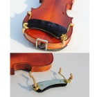 Cloth Violin Shoulder Rest - Black