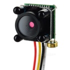 FPV HD 4-IR LED Color CMOS 600TVL Mini Camera PAL