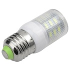 Marsing E27 5W LED Corn Bulb Lamp Cold White Light 22-SMD 500lm 6500K