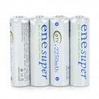 BTY 2250mAh Ready to Use Rechargeable AA Batteries (4-Pack)