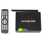 CSA90 RK3368 Android 5.1 Octa-Core 4K Smart TV Box w/ 2GB + 16GB, HDMI 2.0, Remote Controller (EU)
