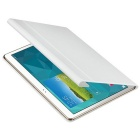 Protective PU Smart Case for Samsung Galaxy Tab S 10.5 - White