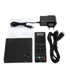 X2 android 4.4 google media player de TV com 8GB rom, wi-fi - preto (eu)