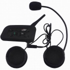 Vnetphone Outdoor Sports Long Range-1200m Bluetooth Intercom Kits for Motorcycle Helmet, Snowmobile
