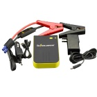 De lifesaver 8000mAh Car Jump Starter Power Source - Zwart + Geel