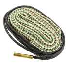 Gun Barrel Cleaner Cleaning Cord Rope for 30CAL - Black + Multicolor