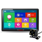"TiaiwaiT D100 7"" Screen Win CE 6.0 Car GPS Navigator w/ Bluetooth / AVIN / FM / 8GB / BRA + ARG Map"