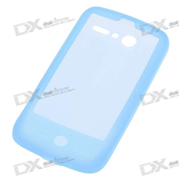 Protective Silicone Case for HTC G7 (Blue)
