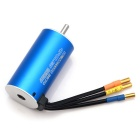 4Poles 2150KV Brushless Motor for RC 1/8 1/10 Off-road Car - Blue