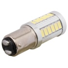MZ 1157 16.5W LED Car Brake Light / Steering Light White 990lm 33-SMD