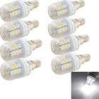 YouOKLight YK1140 E14 5W LED Corn Light Bulbs White 6000K 500lm 24-SMD 5730 (220~240V/ 8PCS)
