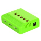 720mAh Batteries + Charger + More Set for V931, F949 - Green