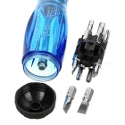 JAKEMY JM-6100 kit de tournevis Phillips + slot + torx + hexagonal