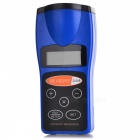 "CPTCAM CP-3008 1.8"" Ultrasonic Distance Measuring Meter / Range Finder - Blue (1 x 9V)"