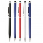 Kinston IE45 Universal 2-in-1 Capacitive Screen Touch Pen Stylus & Ball-Point Pen (5pcs)