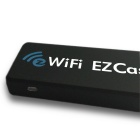 EZCast C1 2,4 GHz trådløs Linux HDMI Wi-Fi Skjerm Dongle Support AIRPLAY / DLNA / Miracast - Sort