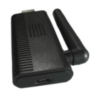 EZCast 2.4G Wireless Linux HDMI Wi-Fi Display Dongle Support AIRPLAY / DLNA / MIRACAST - Black