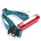 ZHISHUNJIA 3W 270lm 6-SMD 5630 LED 3-Mode White Light Headlamp - Red