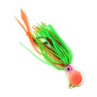 Octopus Style Fishing Bait Hook - Green + Black + Multicolor (30g)