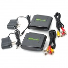 2.4GHz 4-CH RF Wireless AV Transmitter/Receiver Set (Max. 300M/100V~240V)