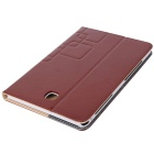 Protective Case w/ Stand for Samsung Galaxy Tab A 8.0 T350 - Brown