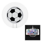 LED Luminous Football Style Qi Wireless Transmitter Charger for IPHONE / Samsung & More