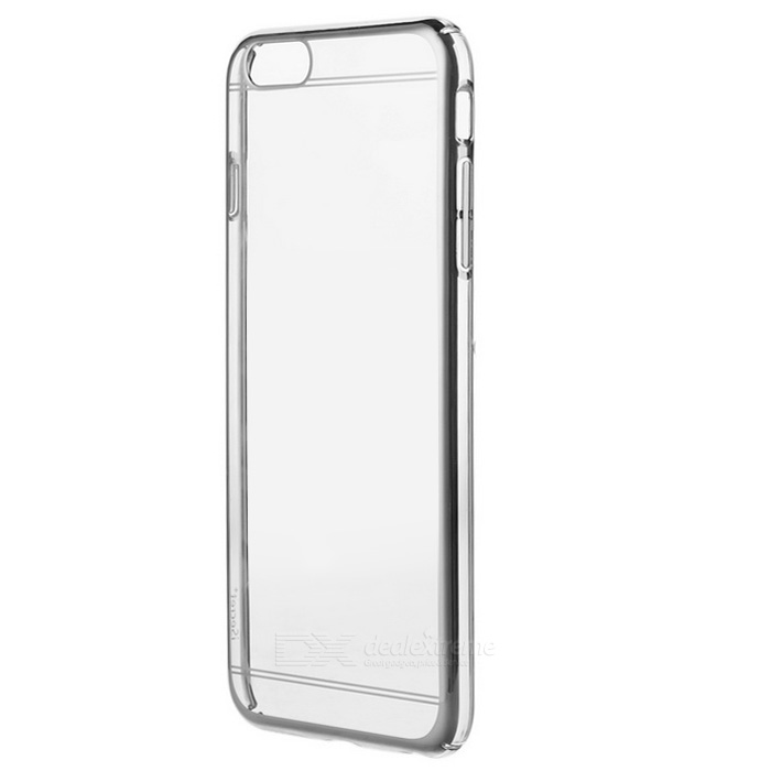 isecret galvaniseren PC Back Case voor iPhone 6 PLUS - zilver