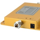 2G/3G Phone Signal Booster Repeater Amplifier - Golden + Grey