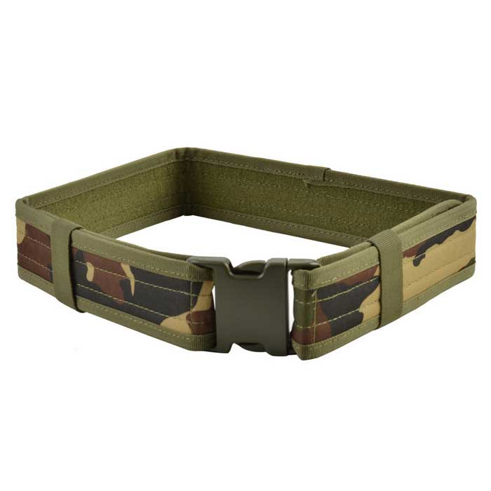 "2"" Outdoor Adjustable Tactical Nylon Belt - Camouflage"