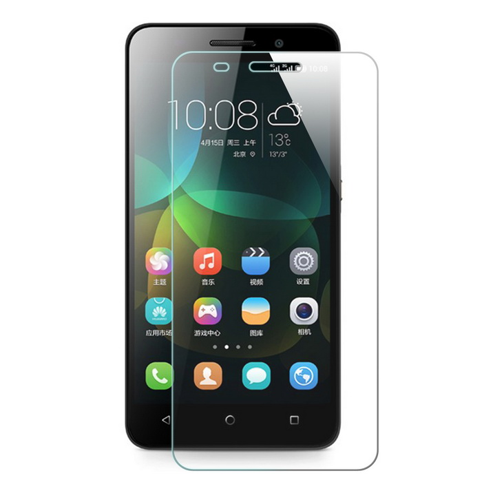 Mr.northjoe 0.3mm 2.5D 9H Tempered Glass Screen Guard Protector for Huawei Honor 4C