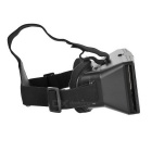 Cwxuan Virtual Reality Movie / Game 3D Glasses for Cellphone - Black