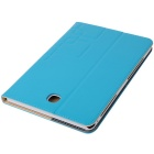 Protective Case w/ Stand for Samsung Galaxy Tab A 8.0 T350 -Light Blue