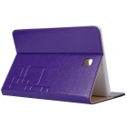 Protective Case w/ Stand for Samsung Galaxy Tab A 8.0 T350 - Purple