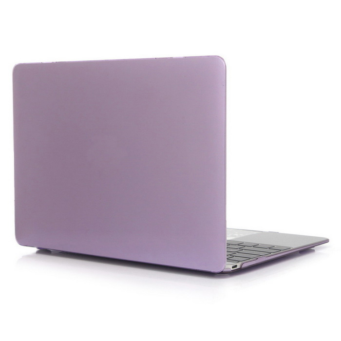 "ENKAY Protective Hard PC Full Body Case for MACBOOK 12"" - Purple"