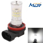 MZ H11 4.8W Car LED Front Fog Lamp White Light 6500K 480lm 48-SMD 3014 w/ Constant Current (12~24V)