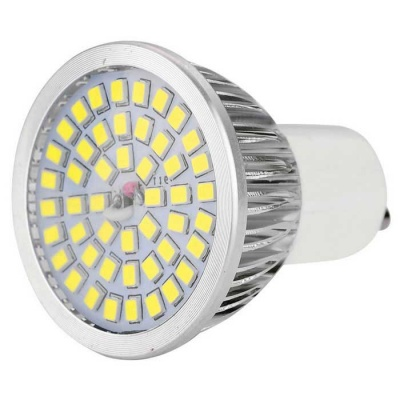 YWXLight GU10 7W LED Spotlight Bulb Cold White 640lm 48-SMD 2835