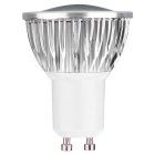 GU10 7W Reflector LED del bulbo blanco fresco 640LM 48-SMD 2835 (AC 100 ~ 240V)