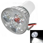 2W 3-LED Headlamp Cool White 7000K 150lm for Electromobile / Motorcycle (12~86V)