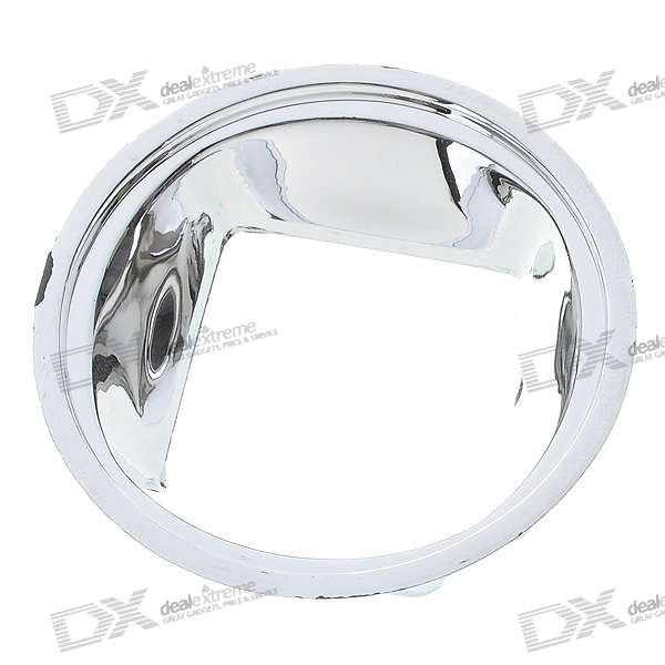 20~100W Silver Plated Plastic Smooth Reflector (50mm) диски helo he844 chrome plated r20