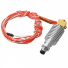3D Printer J-Head Extruder (1.75mm Filament/0.4mm Nozzle)