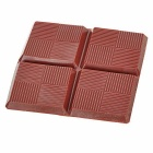 Chocolate Shaped Cuttable Strong Suction Power PU Anti-Mat - Brown