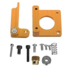 DIY MK7, MK8, i3 Extruder Aluminum Block Kit for 3D Printer