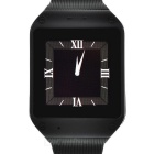 "DIWEINUO Zori D5 GSM Smart Watch Phone w/ 1.54"" MiPi HD, Quad-band, Bluetooth, FM + More - Black"