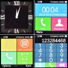 DIWEINUO Zori D5 GSM Watch Phone w/ 64MB RAM, 128MB ROM, FM - Black